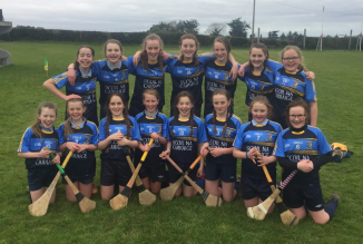 girls hurling