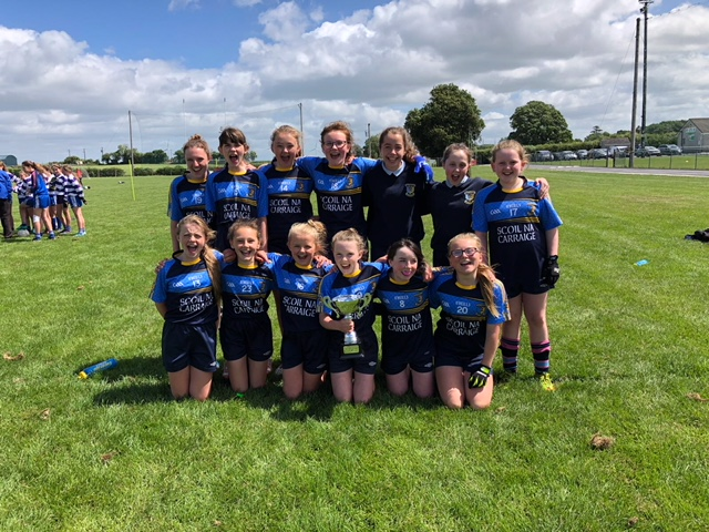 Girls Gaelic Football