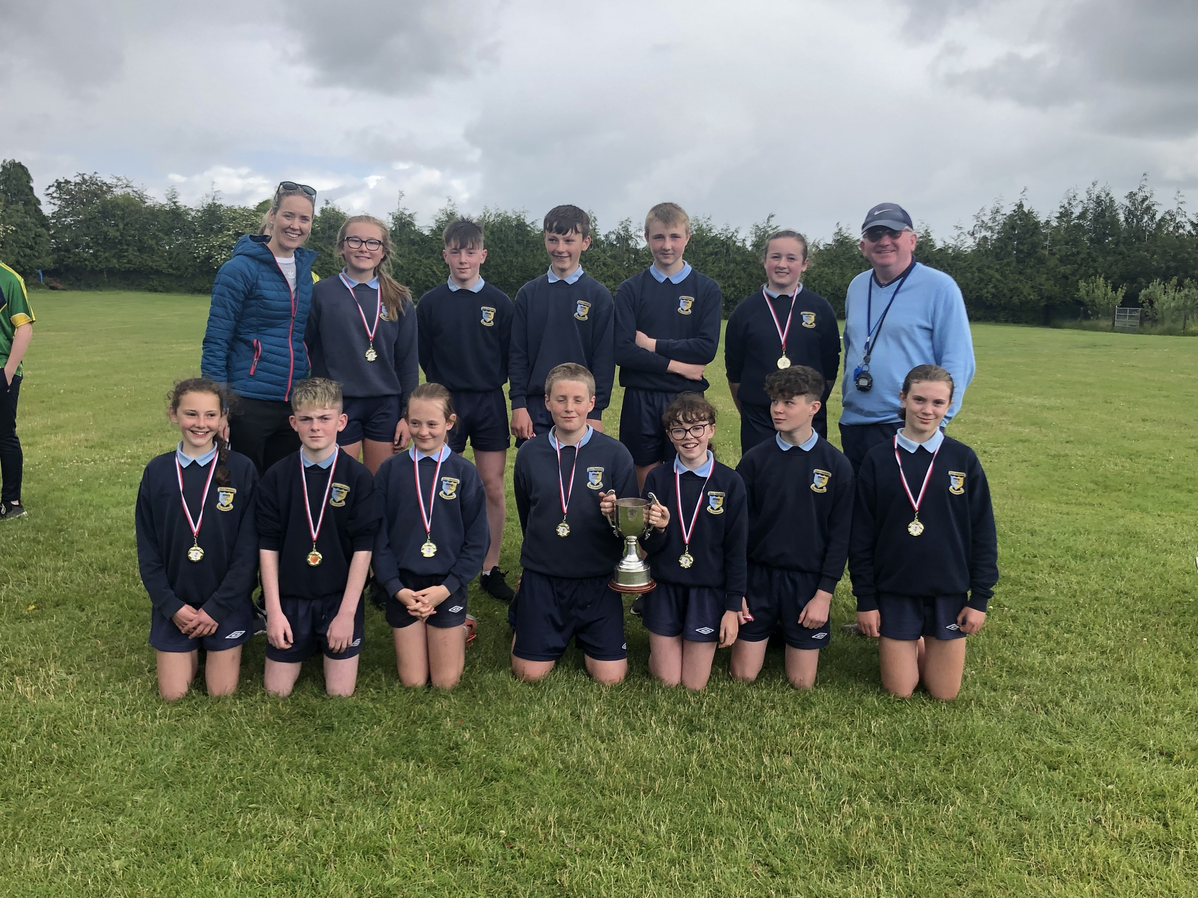 Basketball success for Carrig🏆