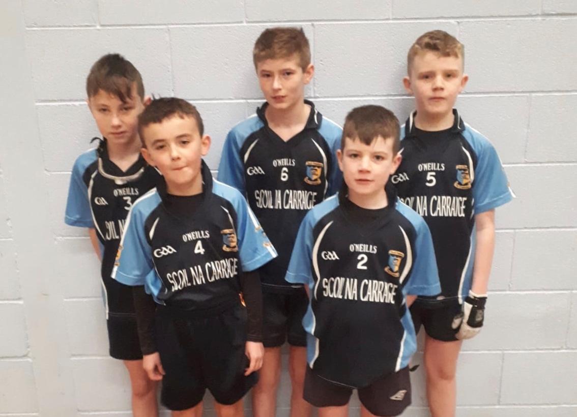 Boys Handball